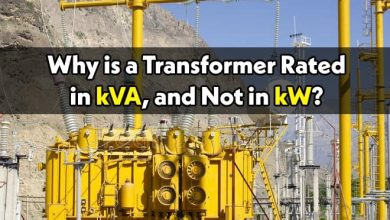 Photo of Why Transformer Rated In kVA, Not in KW?