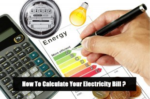 How To Calculate Your Electricity Bill Simple Calculation.