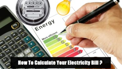 Photo of How To Calculate Your Electricity Bill. Easy & Simple Explanation.