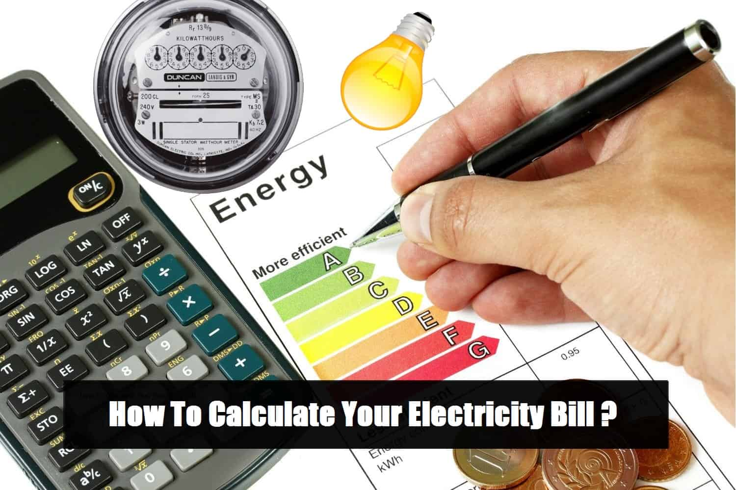 How To Calculate Your Electricity Bill Simple Calculation on Basic Home Electrical Wiring Diagrams