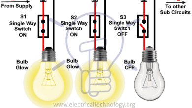 Photo of How to Control Each Lamp by Separately Switch in Parallel Lighting Circuit?