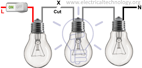How To Wire Lights In Series Basic Electrical Wiring Installation