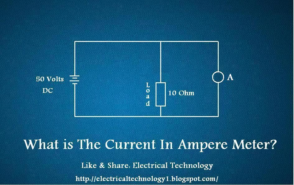 Ammeter Question and Answers
