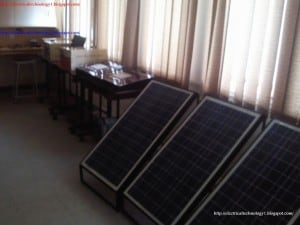 General Requirements For Solar Panel System Installation.