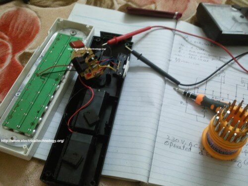Emergency Led Lights Powerful Cheap 716 Circuit Also Running Wiring Diagram On For Model A Light Project