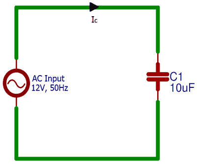 How to Connect a Capacitor in AC Circuit?