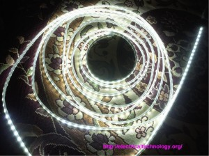 60 WHite LED Circuit