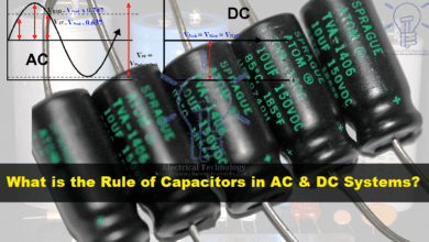 Photo of What is the Role of Capacitor in AC and DC Circuit?