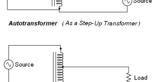 An Auto-transformer (which has only one winding) may be used