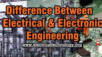 Photo of Main Difference Between Electrical and Electronic Engineering?