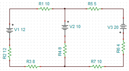 DC circuits MCQs