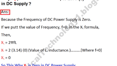 Photo of DC Circuits MCQs with Explanatory Answers