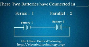 Battery: Batteries MCQs with Explanatory Answers