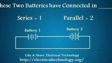 Photo of Battery: Batteries MCQs with Explanatory Answers