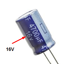 How to test a capacitor 6 ways to check a capacitor electrical eng check test a capacitor by simple voltmeter greentooth Images