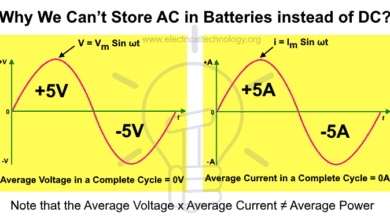 Photo of Why Can't We Store AC in Batteries instead of DC?