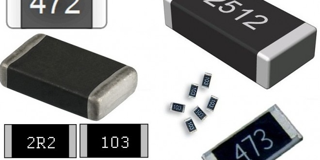 SMD Resistor Codes How to Find the value of SMD Resistor
