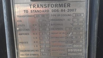 How to Calculate/Find the Rating of Transformer in kVA (Single Phase and Three Phase)?