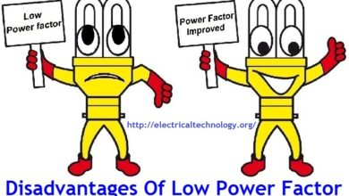 Photo of Disadvantages of Low Power Factor