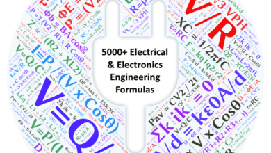 Photo of Electrical and Electronics Engineering Formulas and Equations