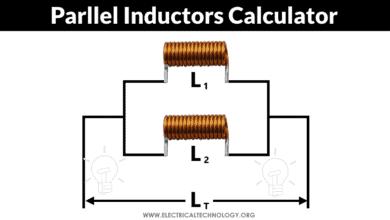 Parallel Inductors Calculator