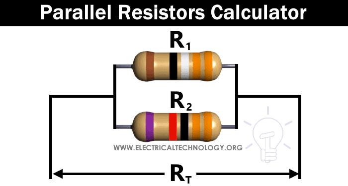 Parallel Resistors Calculator