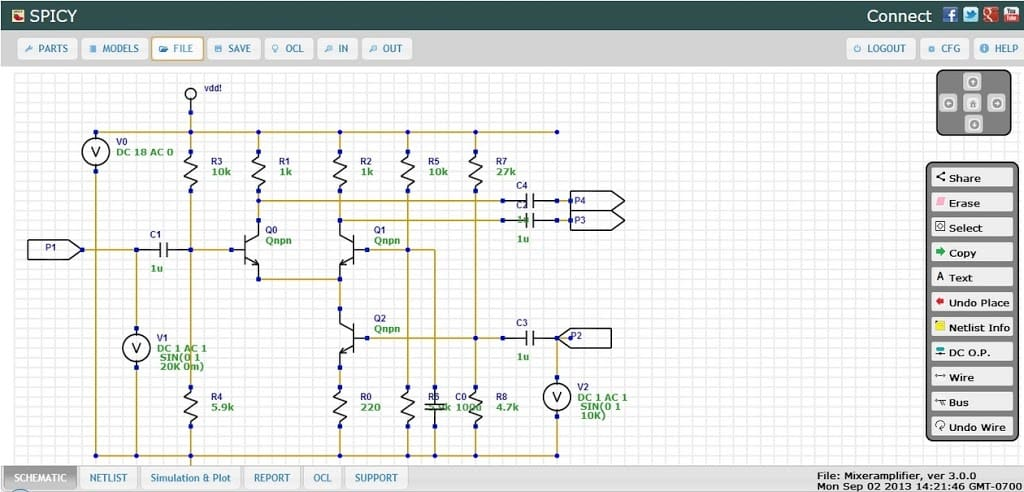 10 Online Design Amp Simulation Tools For Electrical