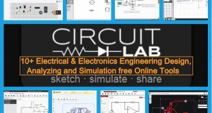 10+ Design & Simulation Tools for Electrical/Electronics Engineers Online