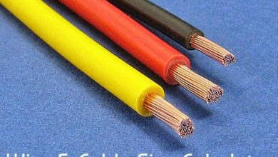 Wire Cable Size Calculator-Copper-Aluminum-AWG