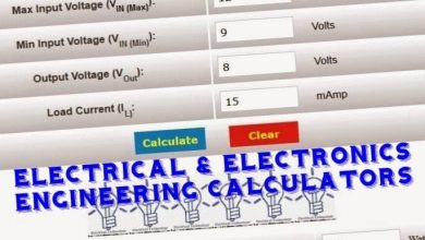 Photo of Electrical and Electronics Engineering Calculators