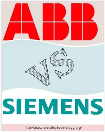 ABB Vs Sie (A General Review) Abb Boar Saftey Wiring Diagrams on