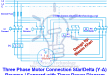 Three-Phase-Motor-Connection-Star-Delta-Reverse-Forward-with-Timer-Power-Diagram