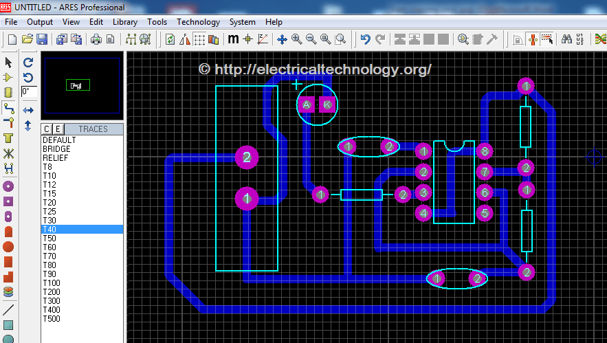 diy PCB design and Designing