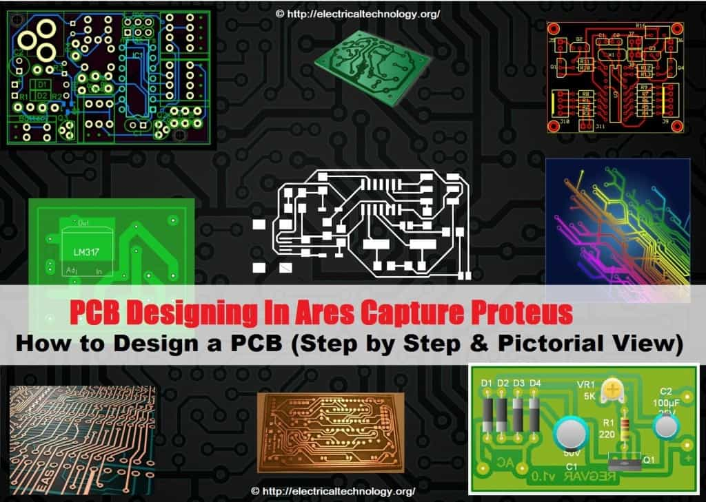 How To Design a PCB (Step by Step & Pictorial View)