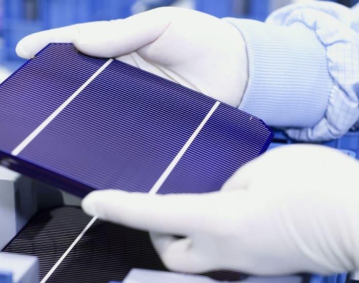 monocrystalline solar cell Photovoltaic PV Solar panel