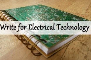 Write for Electrical Technology