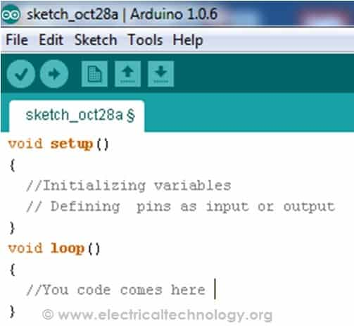 A few basic functions of Arduino Programming to remember
