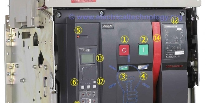 Air Circuit Breaker Types of ACBs Construction