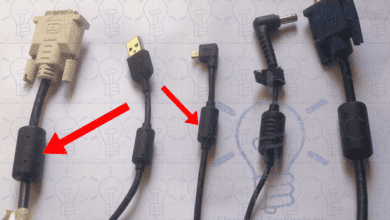 Ferrite-Bead-Tiny-Cylinder-in-Power-Cords-Cable.-Why