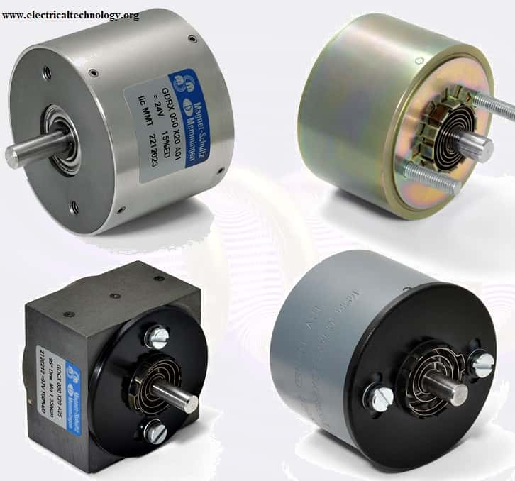 Rotary solenoid types and actuators