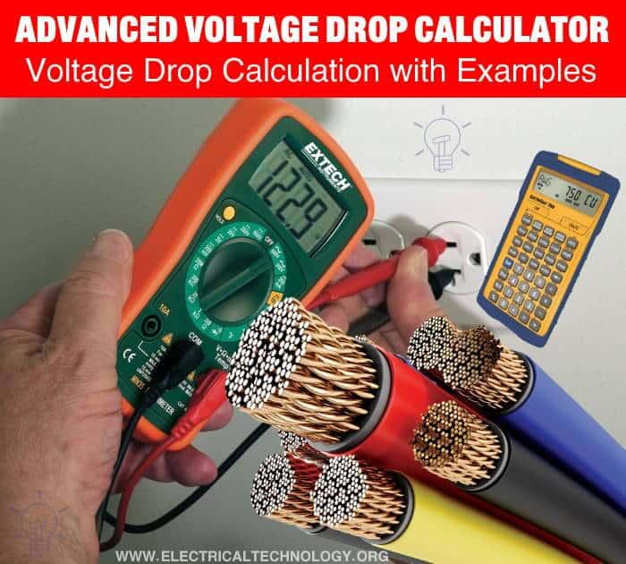 Voltage drop calculator and voltage drop formulas examples what is allowable voltage drop greentooth