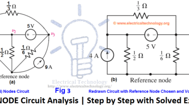 Photo of SUPERNODE Circuit Analysis | Step by Step with Solved Example