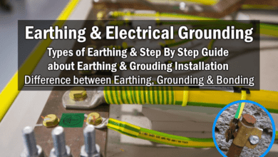 Electrical Earthing and Grounding