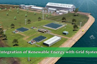 Integration of Renewable Energy with Grid System