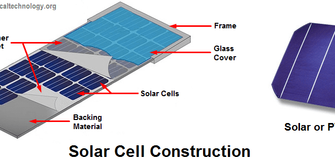 How To Make Simple Solar Cell? Working of Photovoltaic Cell