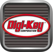 Digi-Key iOS iPad App for electrical engineers