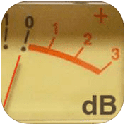 SPL Meter for electrical iOS