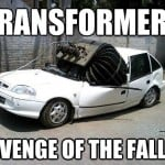 Funny Electrical Transformer revange
