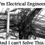 I Am Electrical Engineer but I Cant Solve this.