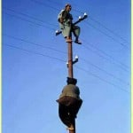 Meanwhile in Afghanistan, Funny Electrical